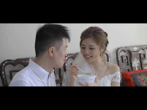 Yu Song & Yen Zi Wedding Video Singapore