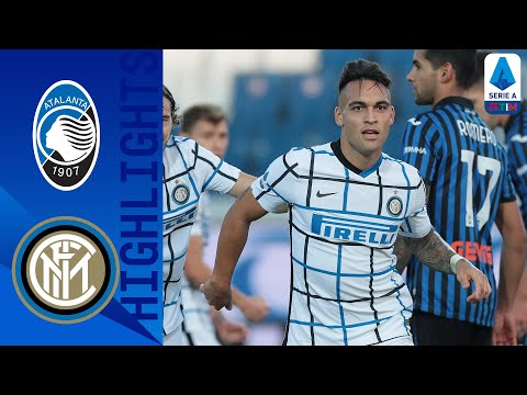 Atalanta Inter Goals And Highlights