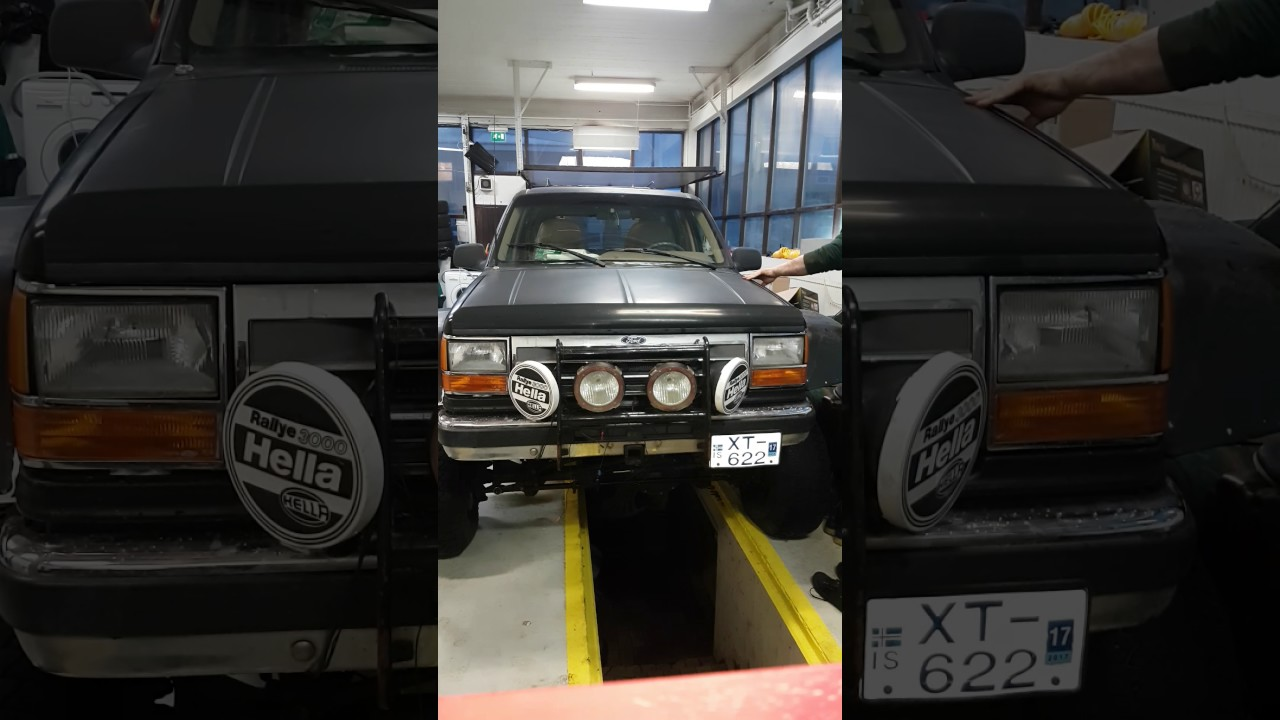 ford explorer 1991 дизель