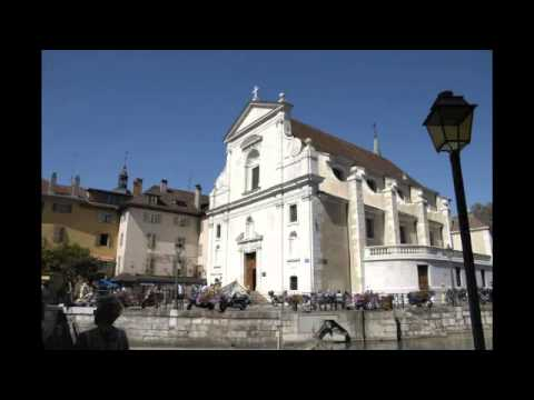 Brief Walking Tour of Annecy