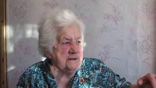 Дети войны: Валентина Авдиенко рассказывает о Лисичанске, оккупации и освобождении