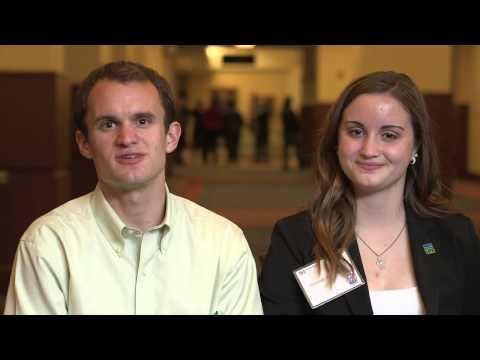 Joshua and Hannah