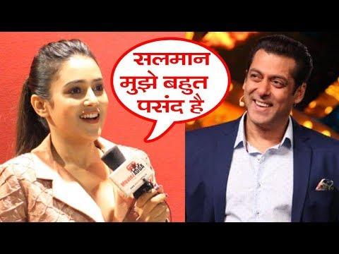 "Salman Khan सब से प्यारे ""Bollywood Star "" है - Mishti Chakraborty"