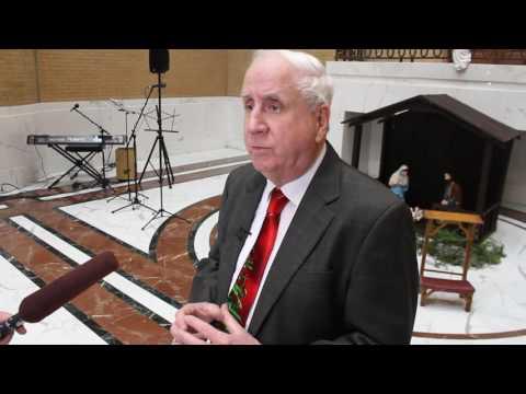 Massachusetts state Rep. Jim Lyons on State House Nativity scene