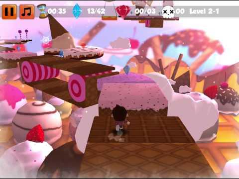 Ice Cartoon Music -  iSaveU Video Game - Chapter 2 - Daniel Esteban Bejarano