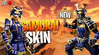 NIEUWE SAMURAI SKIN! - !duo - Fortnite Battle Royale Livestream Nederlands