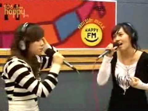 SNSD - Beginning @ FM Inkigayo Oct06.2007 GIRLS' GENERATION Live