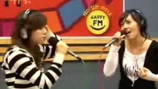 SNSD - Beginning @ FM Inkigayo Oct06.2007 GIRLS' GENERATION Live