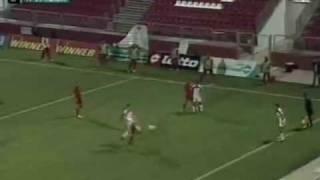 בני סכנין נגד הפועל תל אביב 1-2 עונת 2005-2006