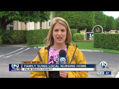 Family suing West Palm Beach nursing home after 98-year-old woman dies