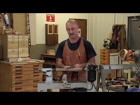 Understanding a Starter Set of Lathe Chisels  |  Woodworkers Guild of America