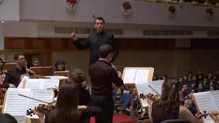 Gambar cover L.A. Lebrun - Oboe Concerto No. 1, D minor - I. Allegro (Batuhan Civelek - AGSO)