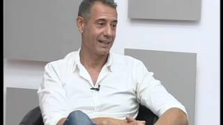 Entrevista a Pérez Lima - Presentación del libro Saca tu alma de Arbitro