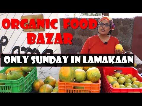 organic food bazar on sundays in hyderabad