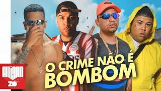 MC Lele JP, MC Cebezinho, MC Leozinho ZS e MC GP - O Crime Não é Bombom (DJ Boy)
