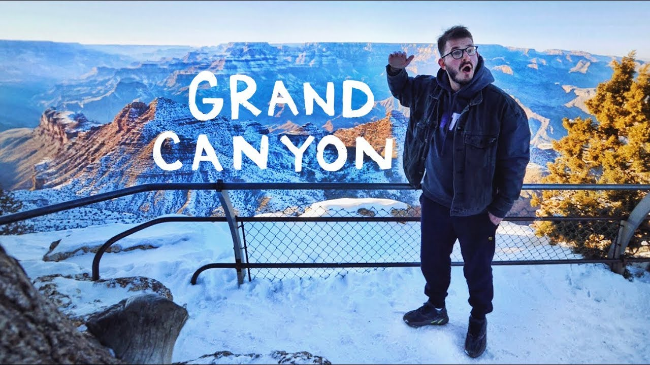 Гранд Каньон: МЕСТО СИЛЫ. Аризона. На машине по Америке.