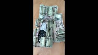 The $5 challenge come see what I saved and 7 months 🤑🤑🤑🤑