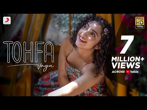 Vayu - Tohfa | Official Music Video | Vaibhav Pani | Manohar Rao | Love Song 2021