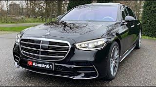 Teknoloji Harikasi Yıldız Yenilendi - Yeni Mercedes S Serisi - TR'de ilk Kez