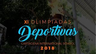 Olimpiadas deportivas / Sports Olympics - Cartagena International School