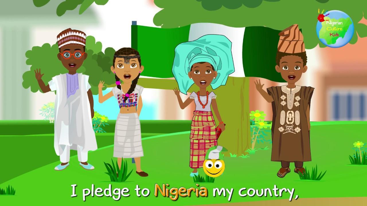 Download Nigeria - National Pledge by Nigerian Culture Kids
