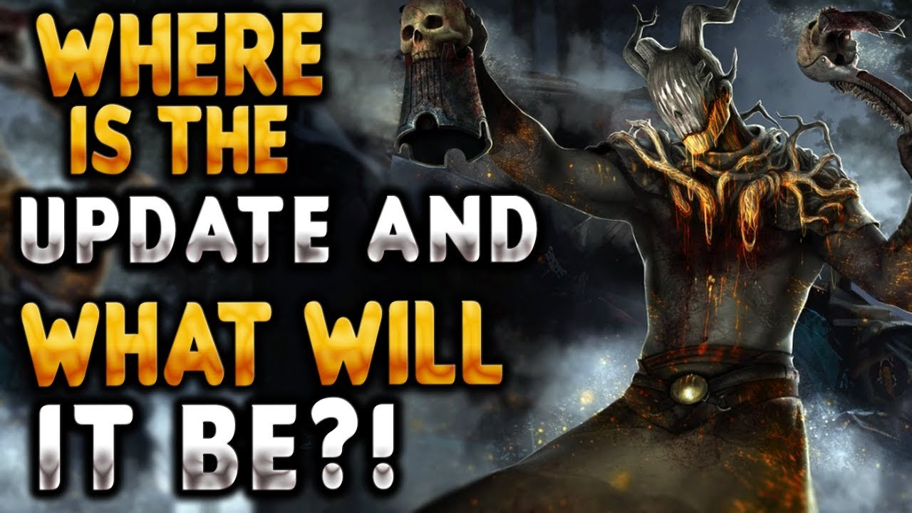 LIVE 🔴Dead by Daylight Mobile - WHERE IS THE UPDATE AND WHAT WILL IT BE?! REEEEEEE! | LOVE YOU ALL!