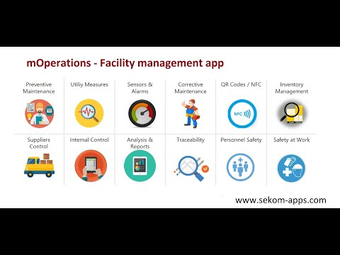 Sekom mOperations  - Facility management
