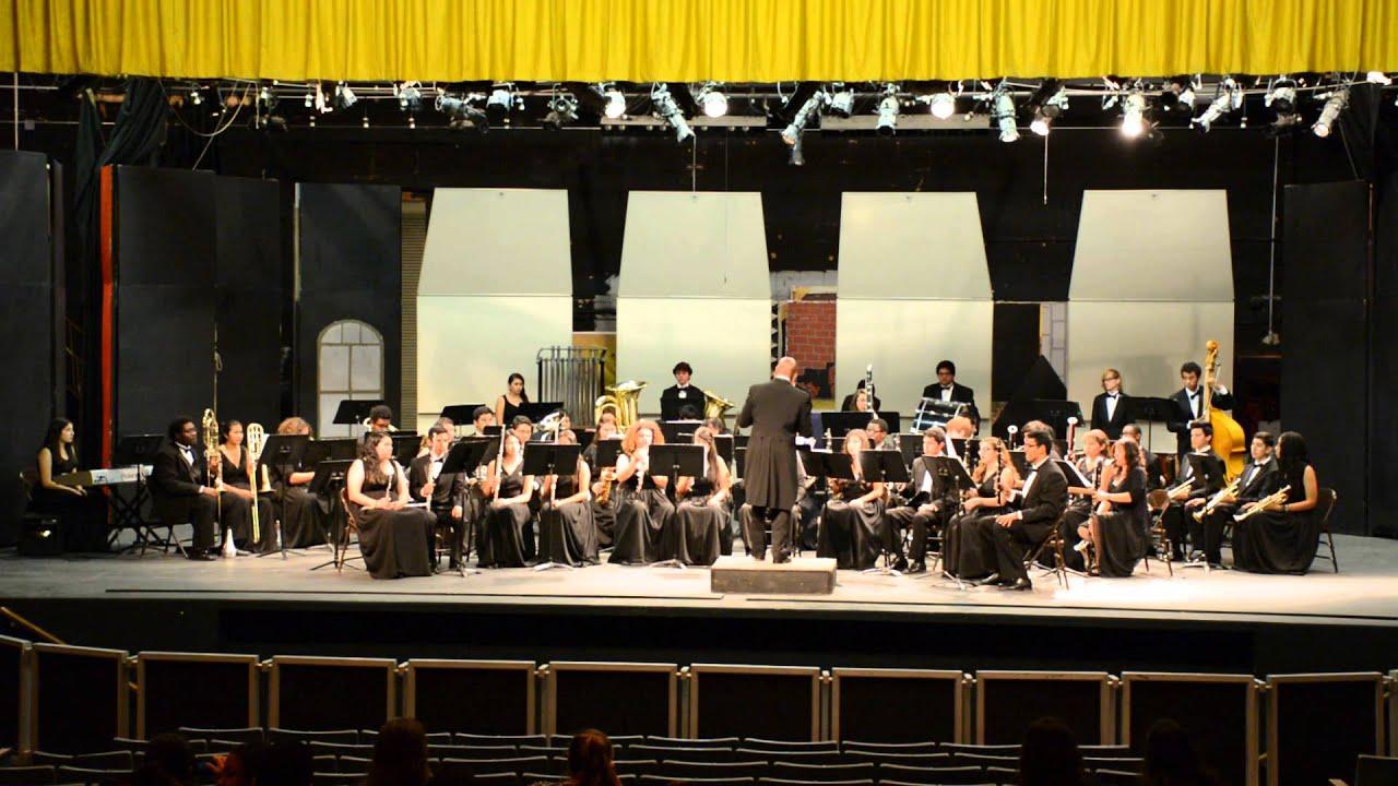 Download Kaiser High School Wind Ensemble- Fiesta Del Pacfico by Roger Nixon