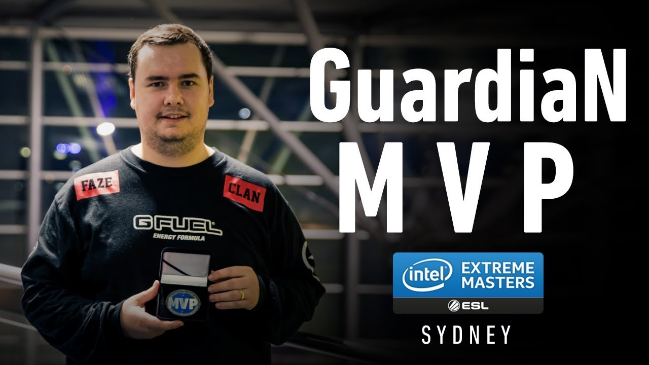 GuardiaN - HLTV MVP by Betway of IEM Sydney 2018 Galerisi