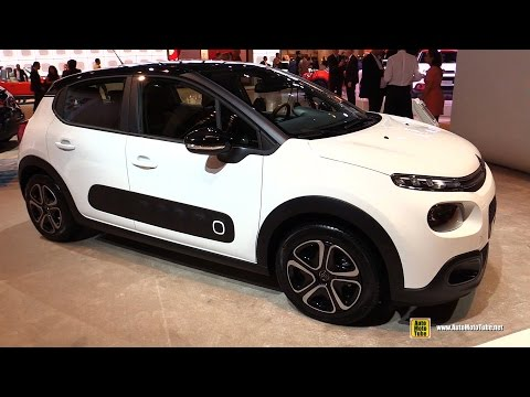 2017 Citroen C3 - Exterior and Interior Walkaround - Debut at 2016 Paris Motor Show