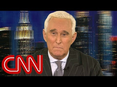 Roger Stone slams FBI after arrest