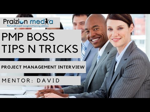 Project Manager INTERVIEW Questions/Tips with VP IT Project Management
