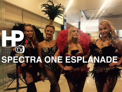 Spectra Electric Carnival One Esplanade Pasay Red Carpet by HourPhilippines.com