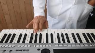 MELODIA DE LA CUCHARITA PARA PIANO