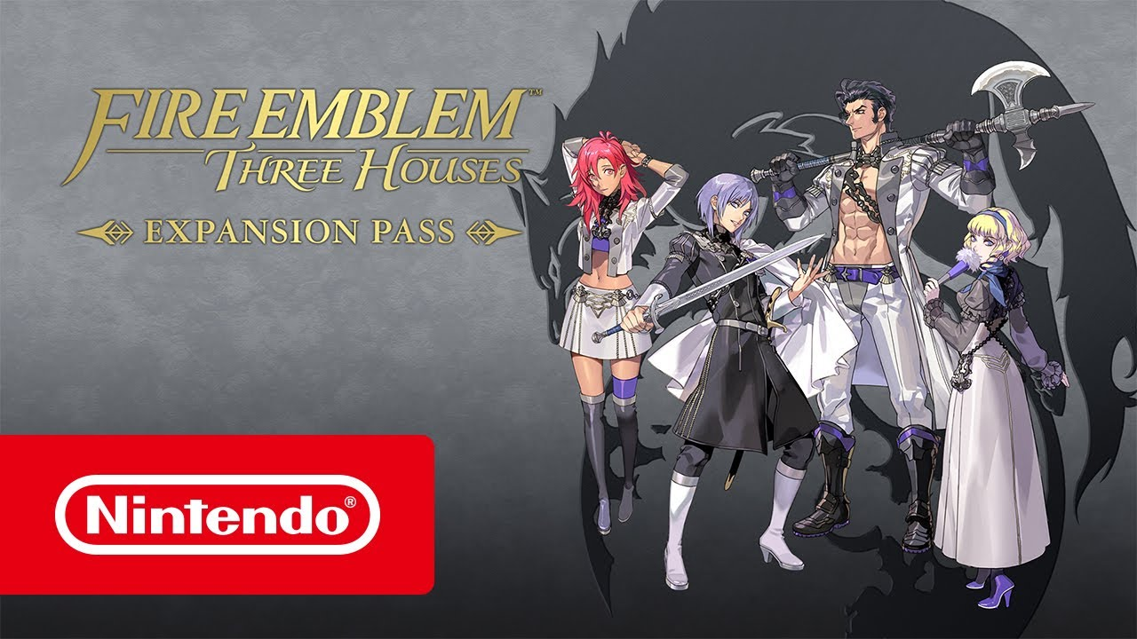 Fire Emblem: Three Houses – Cindered Shadows (Nintendo Switch)