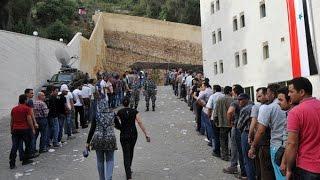 سفارة الأسد رعب جديد يحيط بالسوريين في لبنان وأيدي المخابرات تطال حديثي الولادة -هنا سوريا