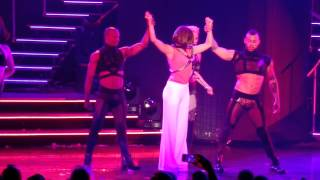Britney Spears - Slave 4 U, Freakshow, Do somethin @ Planet Hollywood Las Vegas - 5 September 2015