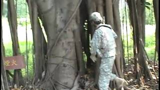 Airsoft war zone in Taiwan 狂牛聯隊 生存遊戲影片