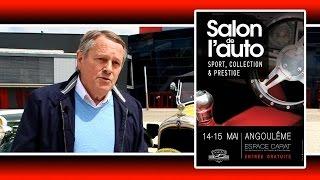 Salon de l'Auto 2016 - Angoulême - annonce