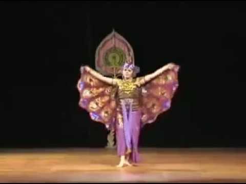 Tari Merak   Tari Tradisional Jawa Barat