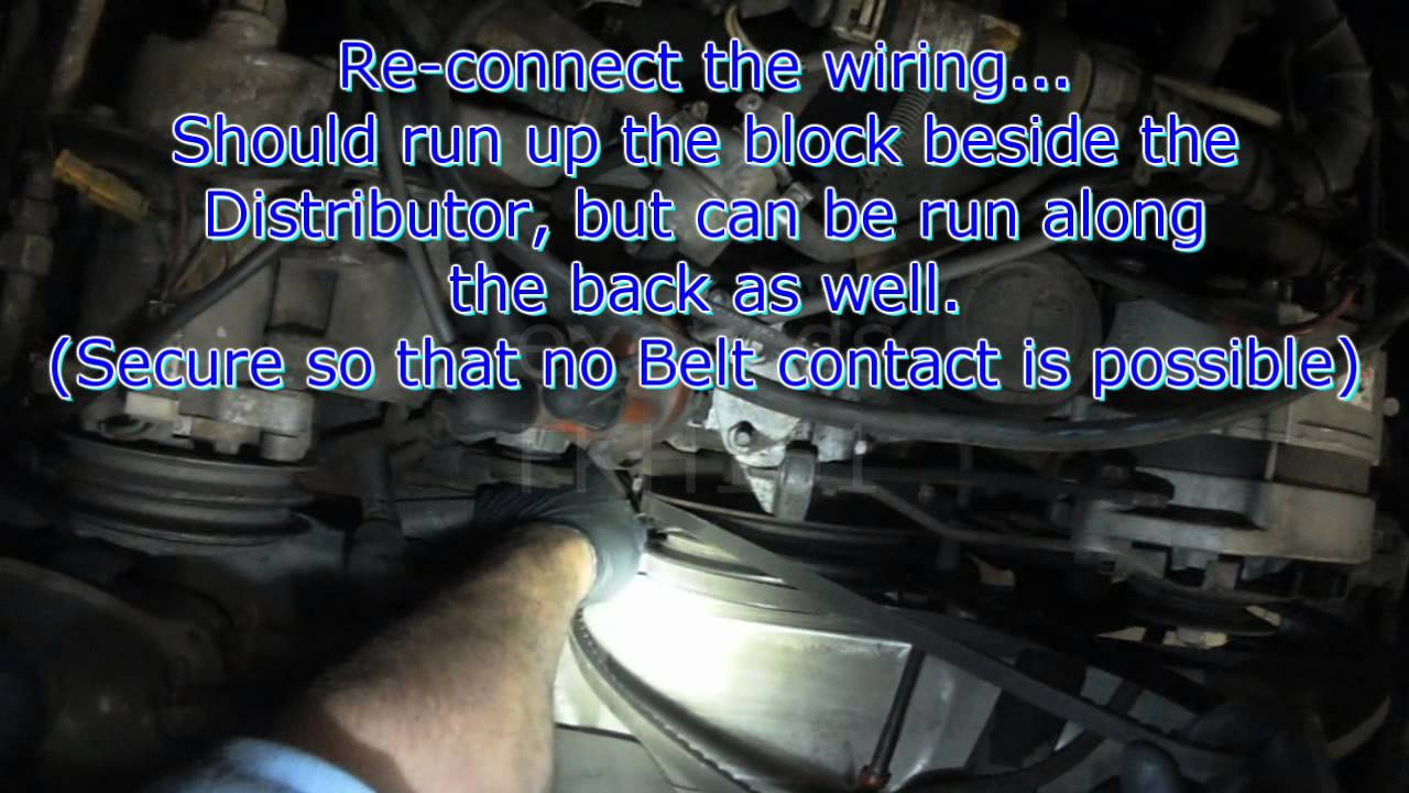 "Oil Pressure Switch >> VW T3: 2.1L Vanagon / Transporter ""High Pressure"" Oil Pressure Switch Replacement - YouTube"