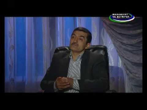 """Оқшом гурунглари"" кўрсатувидан ""MADANIYAT VA MA'RIFAT"" телеканали маҳсулоти"
