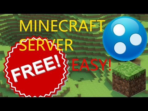 How to make a Minecraft Server with Hamachi FOR FREE!