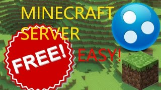 How to make a Minecraft Server with Hamachi FOR FREE!(Hey guys, welcome to the BrainStation! -- Super easy way to make a minecraft server for playing with your friends. Like the video if you made a server. :) -- java ..., 2016-08-20T16:33:45.000Z)