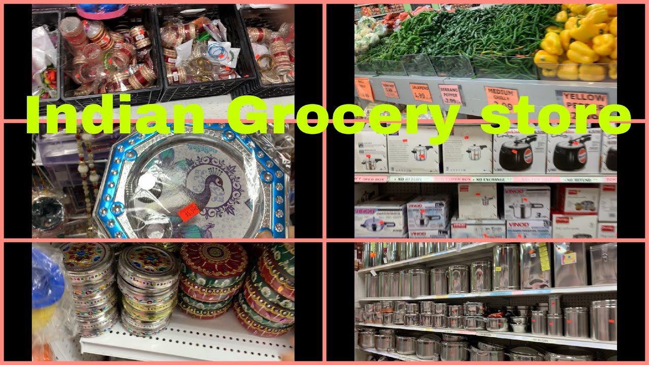 Dollar Store And Indian Grocery Store Shop With Me For Festival