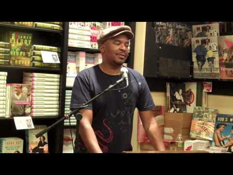 David Alan Grier - Live at Book Soup pt 3