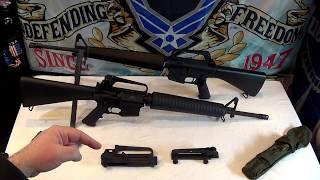 Kotaboy32 Carry Handle Fetish  My Retro AR Rifles
