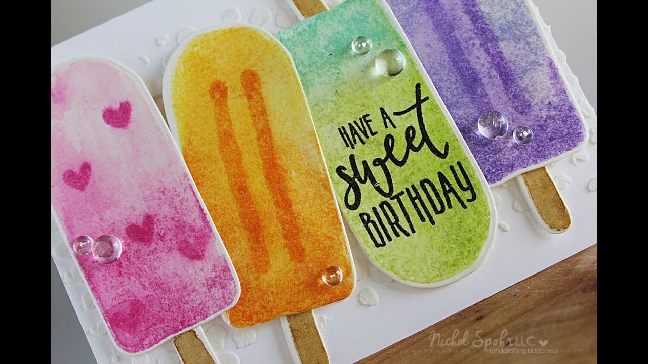 Concord 9th Sweet Cool Birthday Card YouTube