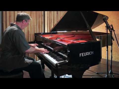 Chopin Minute Waltz Op64 No1 version 2 P Barton, FEURICH piano