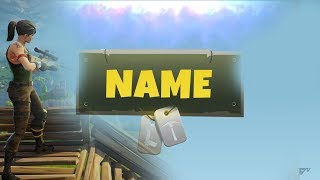 Fortnite Intro Template - 2018 intro animation Battle Royale [HD]